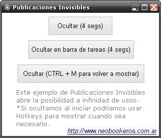 Publicaciones Invisibles