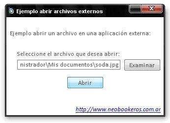 Screen ejemplo abrir archivos